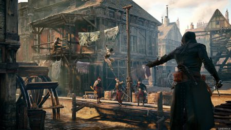 assassins creed unity 450