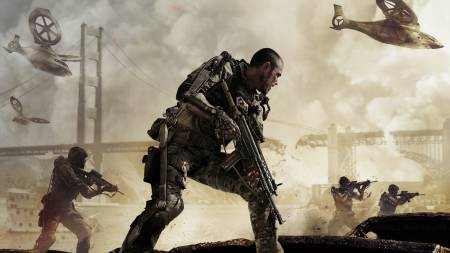 call of duty advanced 450