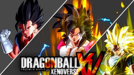 dragon ball xenoverse 450