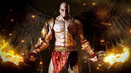 god of war3 remast 450 psl