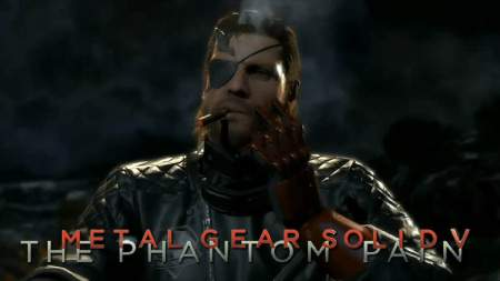 metal gear solid 5-phantom pain 450