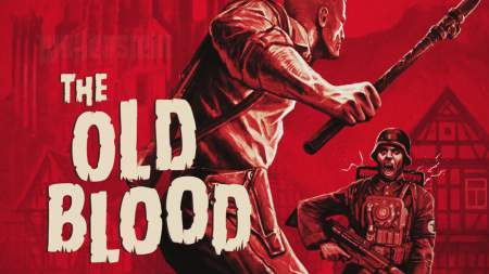 wolfenstein the old blood 450