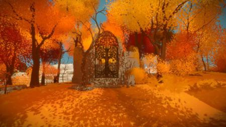 the witness 450 shady trees